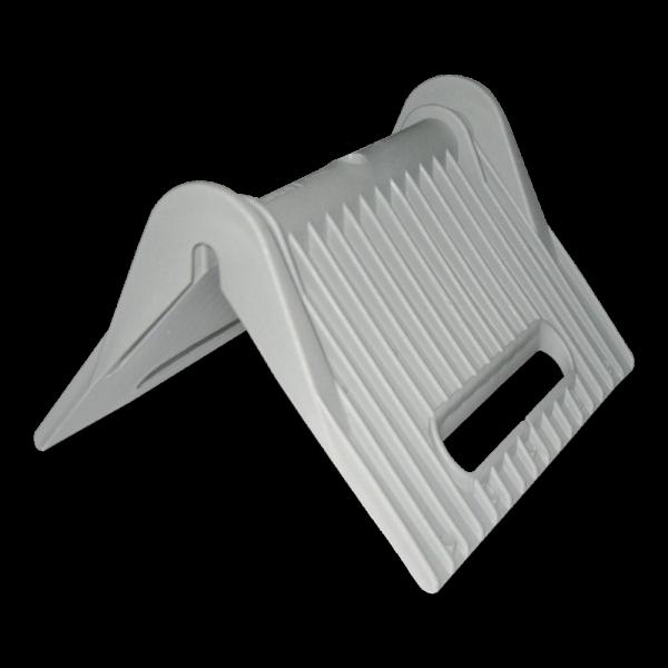 Kunststoff Kantenschtzwinkel grau