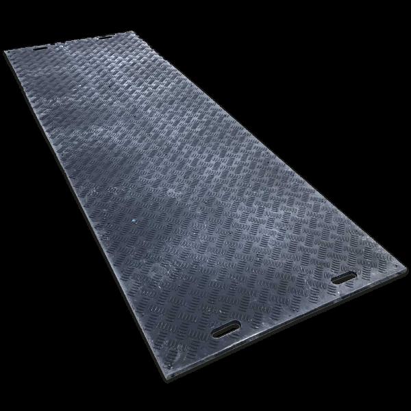 Kunststoff-Fahrplatte
