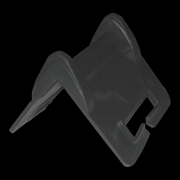 Kunststoff Kantenschtzwinkel schwarz